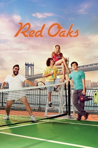 Poster of Red Oaks