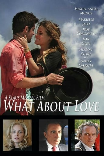 Poster of What About Love
