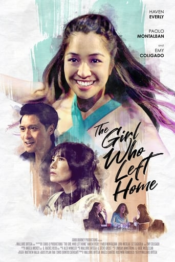 Poster of The Girl Who Left Home
