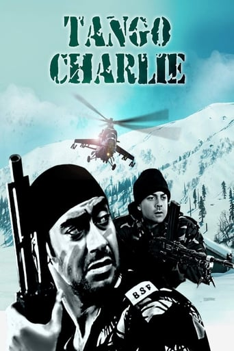 Poster of Tango Charlie
