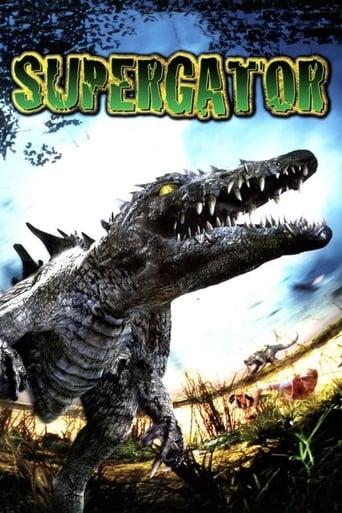 Poster of Supergator