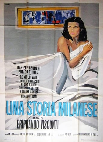 Poster of Una storia milanese