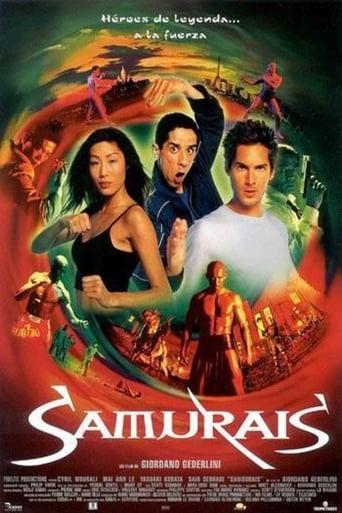 Poster of Samouraïs
