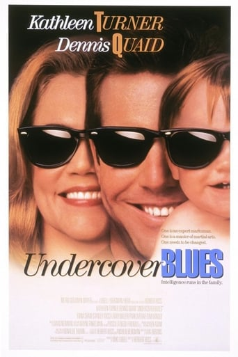 Poster of Undercover Blues
