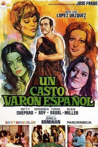 Poster of Un casto varón español