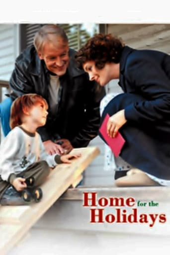 Poster of Home for the Holidays
