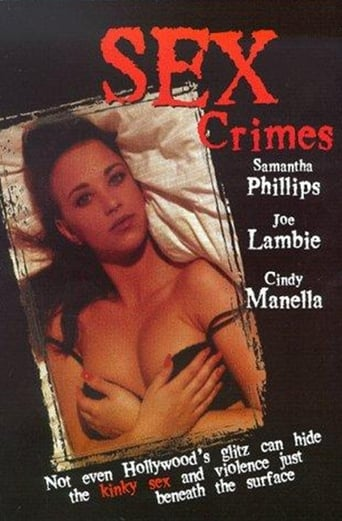 Poster of Sex Crimes