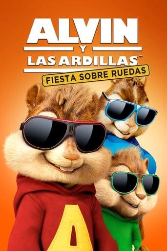 Poster of Alvin y las ardillas: Fiesta sobre ruedas