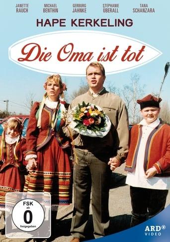 Poster of Die Oma ist tot