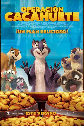 Poster of Operación Cacahuete