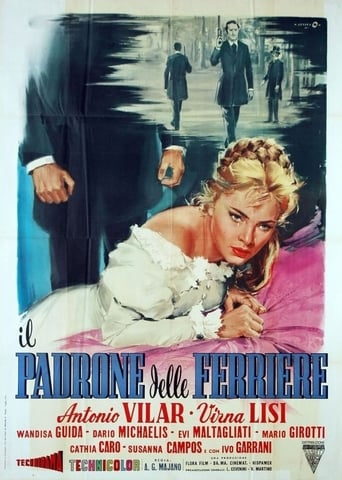 Poster of Il padrone delle ferriere