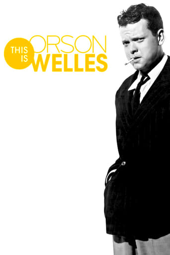 Poster of This Is Orson Welles