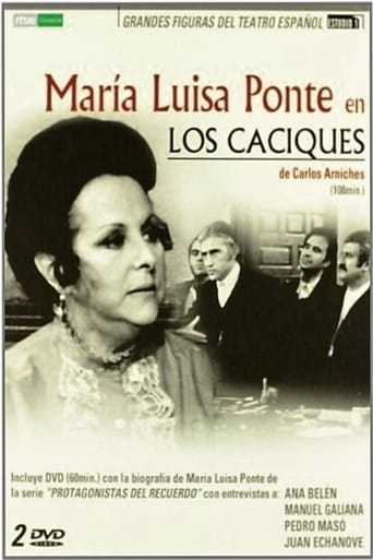 Poster of Los caciques