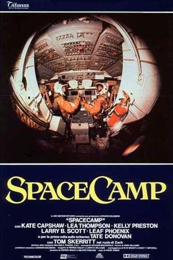 Poster of Space Camp - Gravità zero