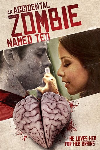 An Accidental Zombie (Named Ted) poster