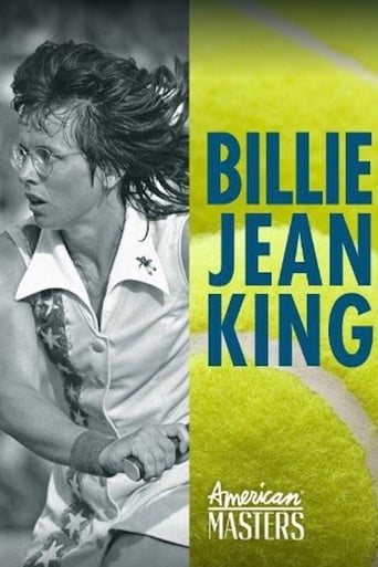 Billie Jean King poster