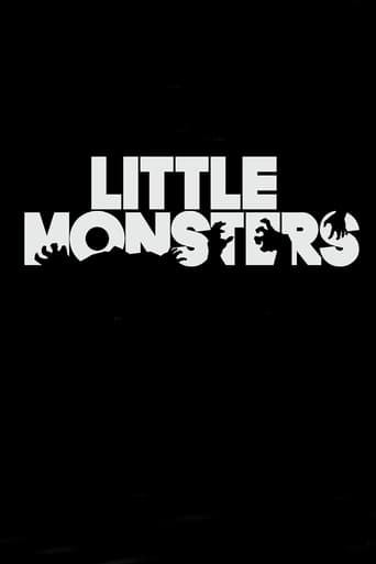 Poster of Little Monsters