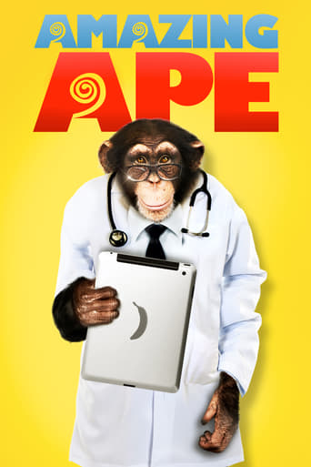 Poster of The Amazing Ape