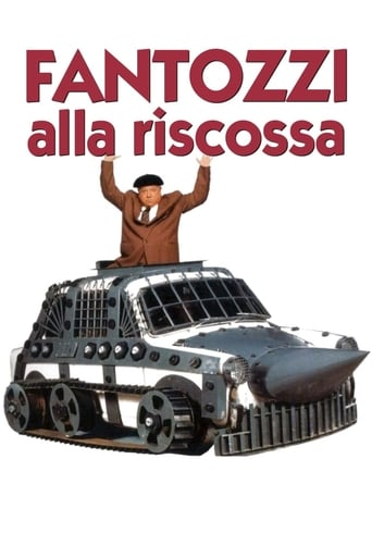 Poster of Fantozzi to the Rescue