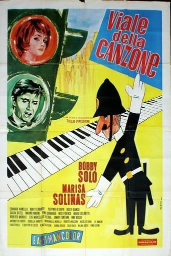 Poster of Viale della canzone