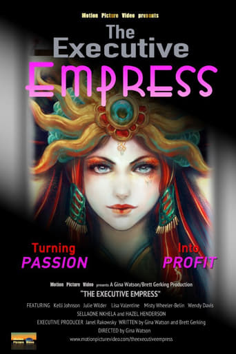 Poster of The Executive Empress