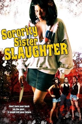 Poster of Sorority Sister Slaughter
