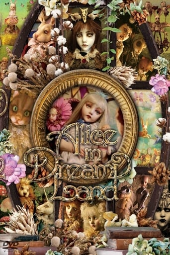 Poster of Alice in Dreamland