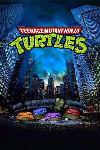 Poster of Teenage Mutant Ninja Turtles