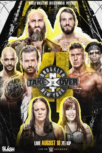Poster of NXT Takeover: Brooklyn IV