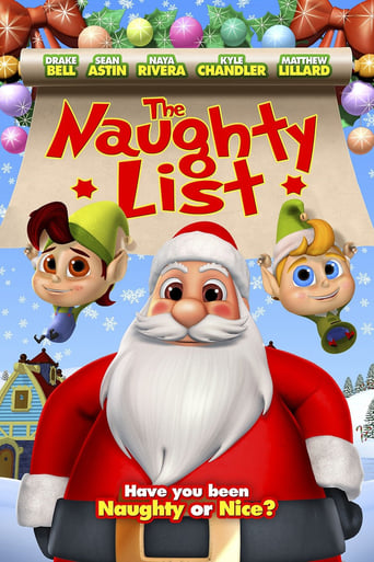 Poster of The Naughty List