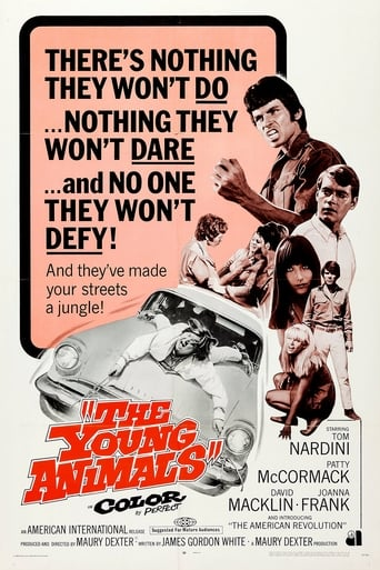 Poster of The Young Animals
