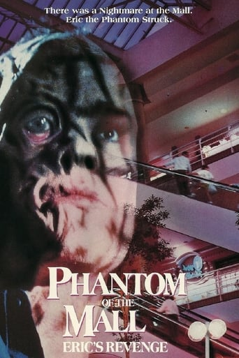 Poster of Phantom of the Mall: Eric's Revenge