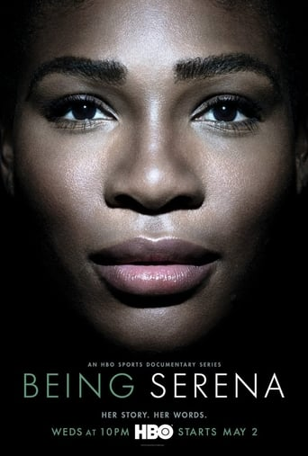 Being Serena poster
