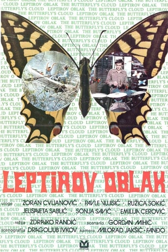 Poster of Butterfly Cloud
