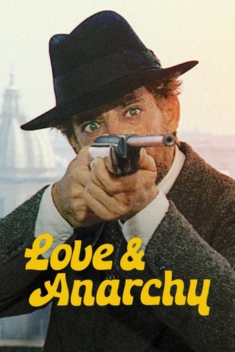 Poster of Love and Anarchy