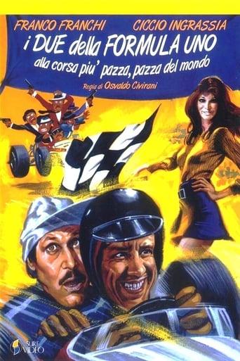 Poster of I due della F. 1 alla corsa più pazza, pazza del mondo