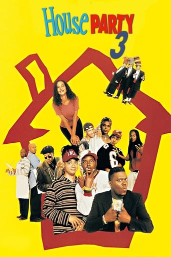 Poster of House Party 3