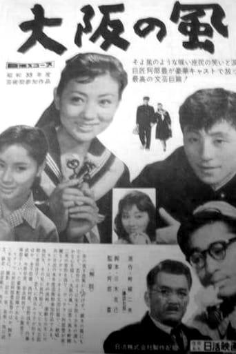 Poster of Osaka no kaze