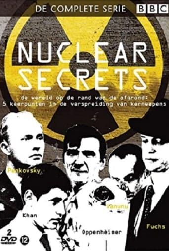 Poster of Nuclear Secrets