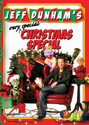 Poster of Jeff Dunham: Jeff Dunham's Very Special Christmas Special
