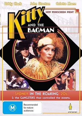 Poster of Kitty and the Bagman