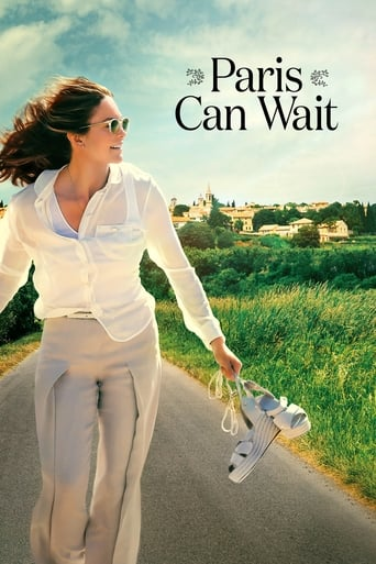 Affiche du film Paris Can Wait