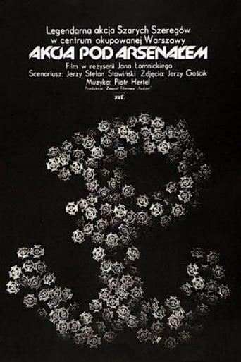 Poster of Akcja pod Arsenałem