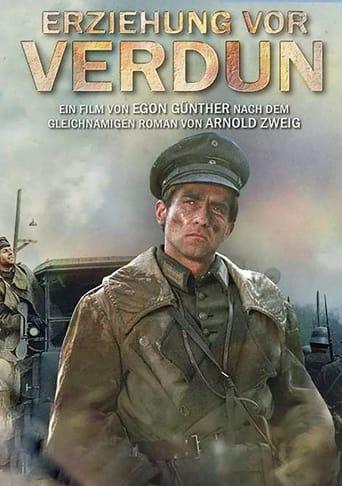 Poster of Erziehung vor Verdun. Der große Krieg der weißen Männer