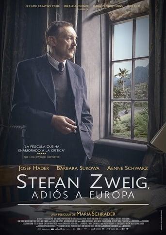Poster of Stefan Zweig, adiós a Europa
