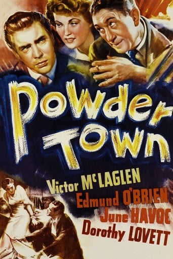 Poster of Powder Town
