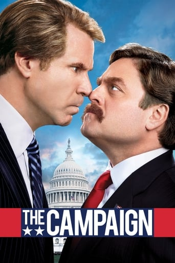 Poster of The Campaign