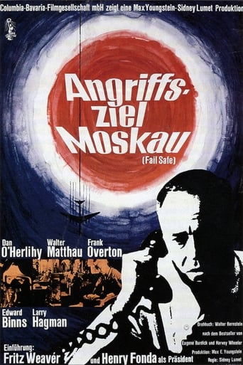 Poster of Angriffsziel Moskau