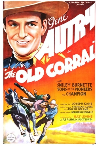 Poster of The Old Corral