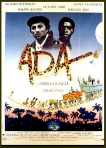 Ada in the Jungle poster